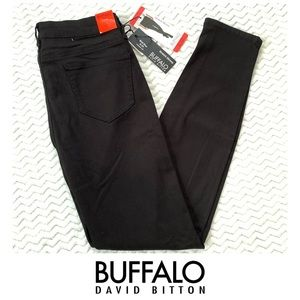 🆕 Buffalo Black Stretch Skinny Midrise Jeans